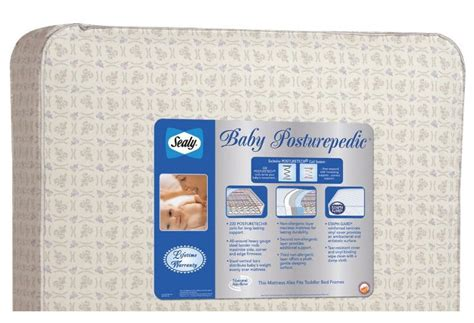 8 Best Baby Mattresses Foam And Spring Crib Reviews Sealy Baby Soft Premium Crib Mattress