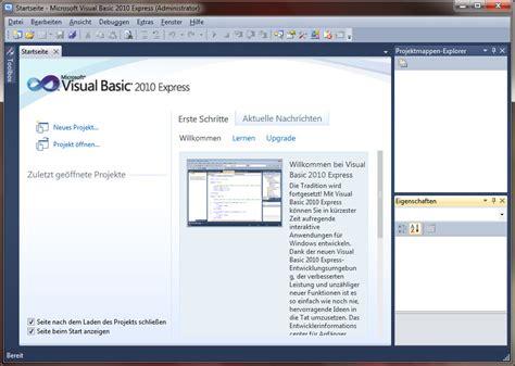 imagenes visual basic 2010 visual basic 2010 express download chip