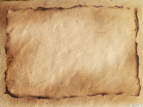 How To Make Burnt Paper - 13 burnt parchment paper texture psd images burnt