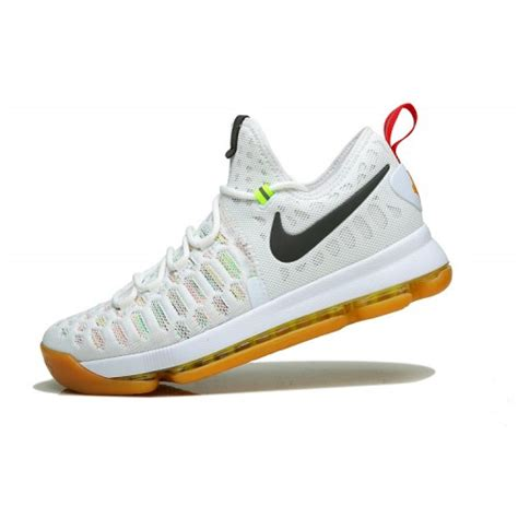 color basketball shoes nike kd summer pack multi color basketball shoes