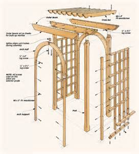 garden arbor plans garden arbor plans garden arbor designs howtospecialist