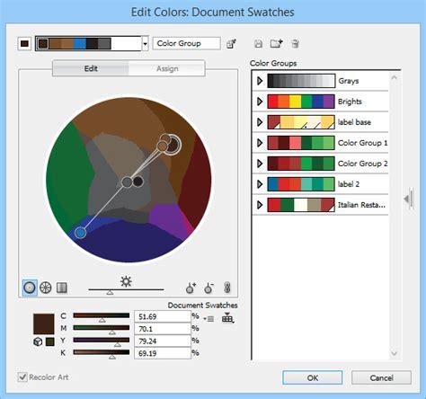 edit pattern illustrator cs5 illustrator colour wheel settings how to change the color