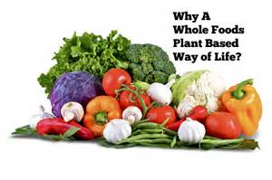 why a whole foods plant based diet