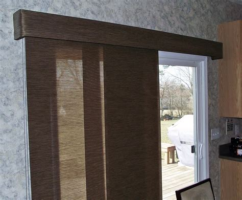 Sliding Glass Door Valance Pin By Maribel Temerowski On Home Ideas