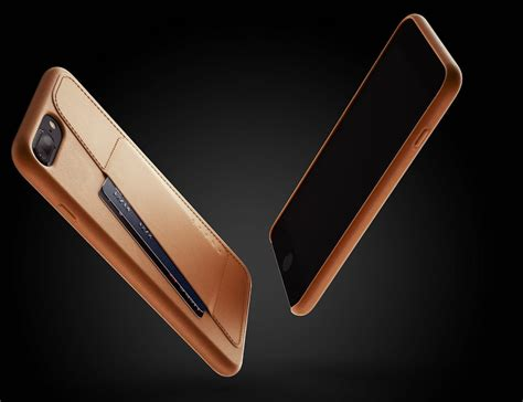 iphone 8 plus leather wallet by mujjo 187 gadget flow
