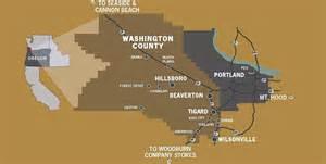 washington county oregon maps democratic of washington county oregon