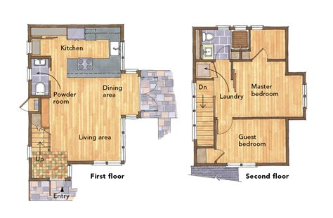 best small house plans 5 small home plans to admire