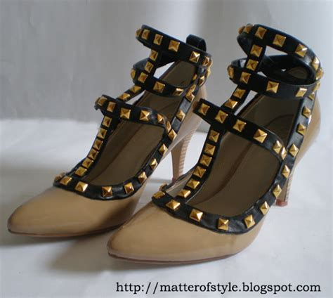 diy studded shoes a matter of style diy fashion studded shoes diy