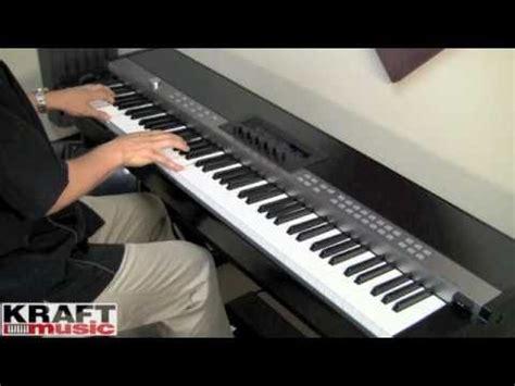 Keyboard Yamaha Cp1 kraft yamaha cp1 stage piano demo with tony