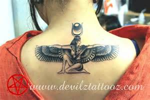 tattoo art work by tattoo artist egyptian god goddess
