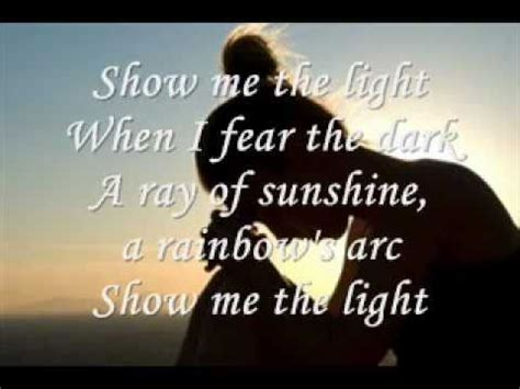 Show Me The Light by Warnes Bill Medley Show Me The Light
