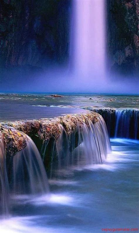 waterfall wallpaper wallpapersafari