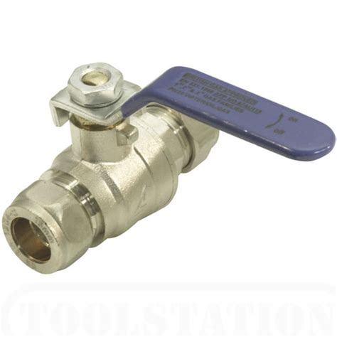 Valves In Plumbing by Lever Valve 15mm Toolstation