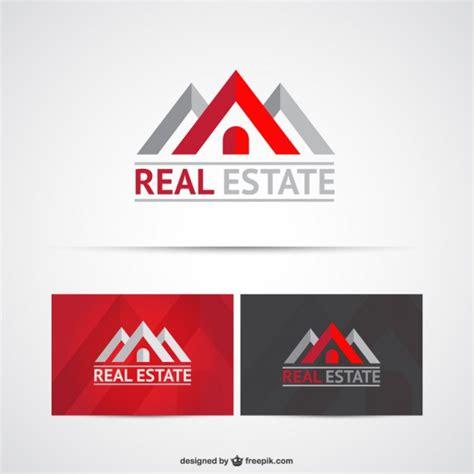 Logo Design Vorlagen Wirklichen Zustand Logo Vorlagen Der Kostenlosen Vektor