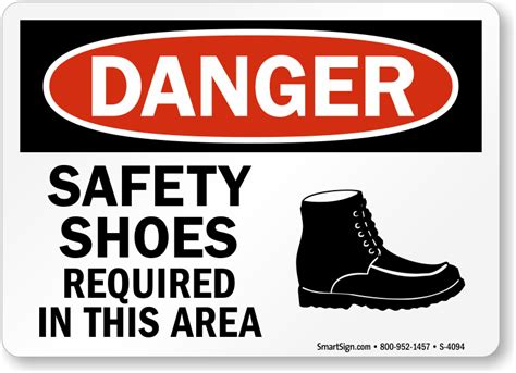 boat shoes keep slipping off safety shoes signs safety shoes required signs