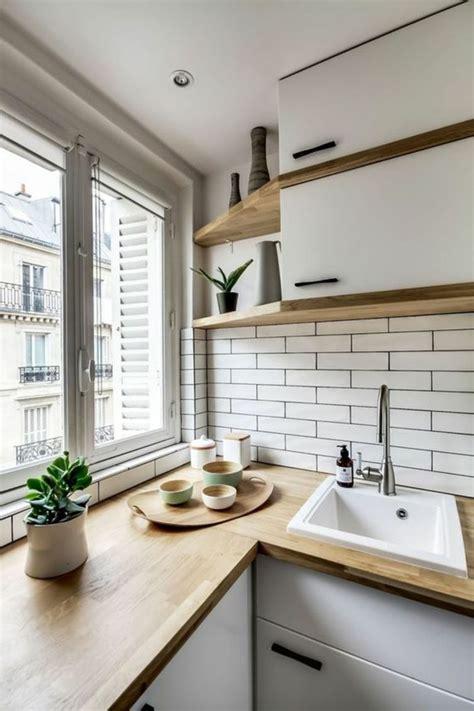 le carrelage metro blanc fait fureur dans la cuisine archzinefr