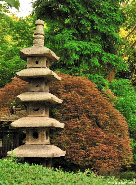 stone pagoda  gotoku ji garden