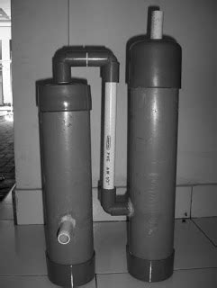 Kapas Filter Tebal 4cm belajar servis pembersih air di daerah perumahan yang mengandung zat besi fe