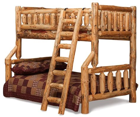 Where To Buy Rustic Home Decor amish log furniture rustic bunk beds