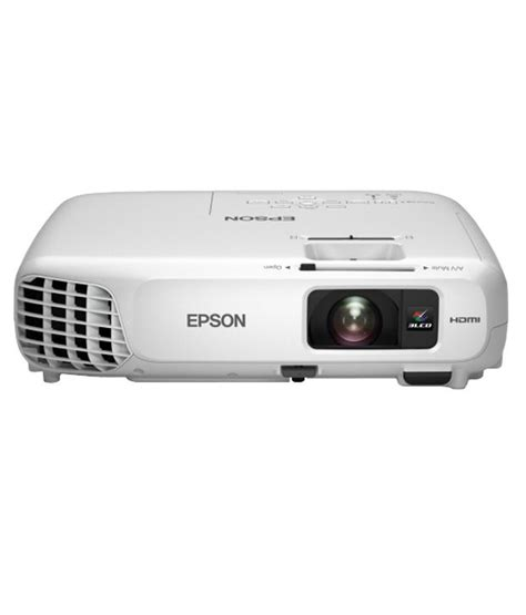Proyektor Epson Eb S11 epson eb s18 lcd business projector 3000 lumens 1280 x 800 available at snapdeal for rs 34547