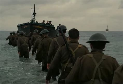 Film Footage Of Dunkirk Evacuation | christopher nolan gives cinemacon a peak at dunkirk footage