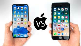 iPhone 8 (X) VS iPhone 7   Should You Upgrade?   YouTube