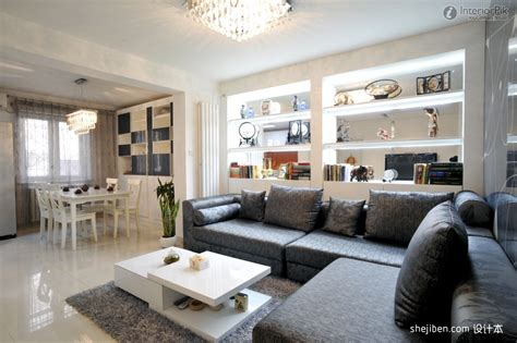 house decoration living room drawing modern livingroom house decoration pictures chainimage