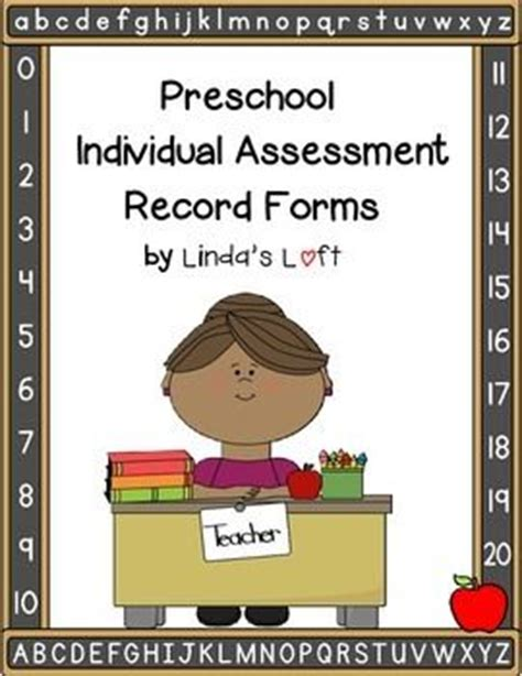 daycare record 25 best preschool assessment forms ideas on