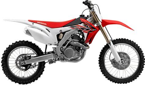 Motocross Motorrad Honda motocross motorrad von der honda serie