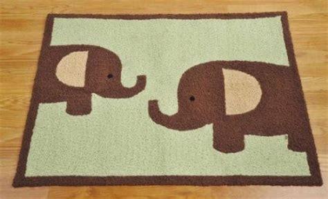 Elephant Kitchen Rug by Mod Elephant Nursery Area Rug Home Kitchen