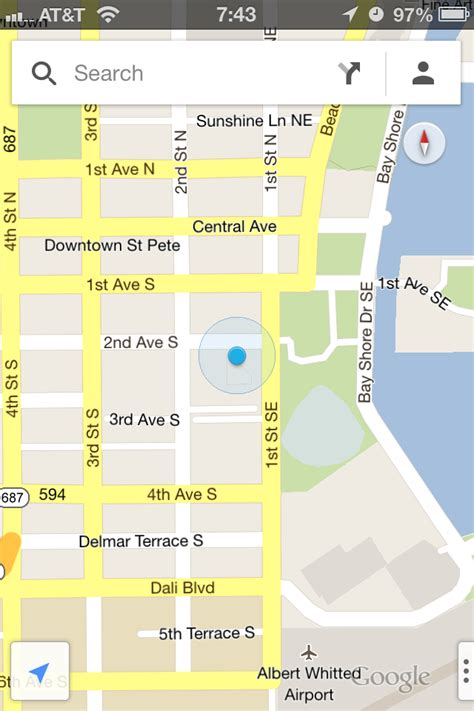 map app maps are back on the iphone
