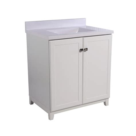 design house shorewood 30 in w x 21 in d 2 door vanity