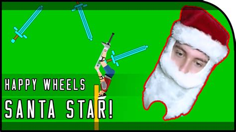 happy wheels full version santa quot merry christmas santa came to visit quot happy wheels