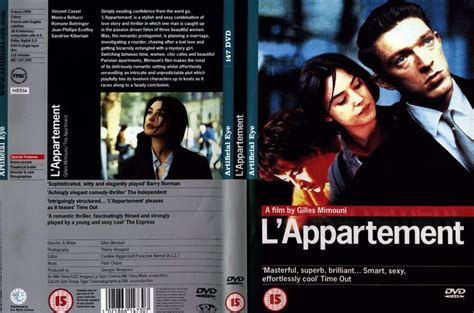 covers box sk l appartement high quality dvd