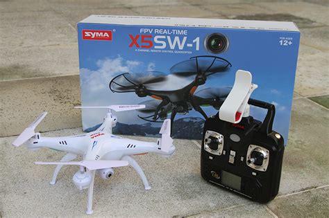 Dan Spek Drone Syma X5sw 3 drones for awesome selfies infinigeek