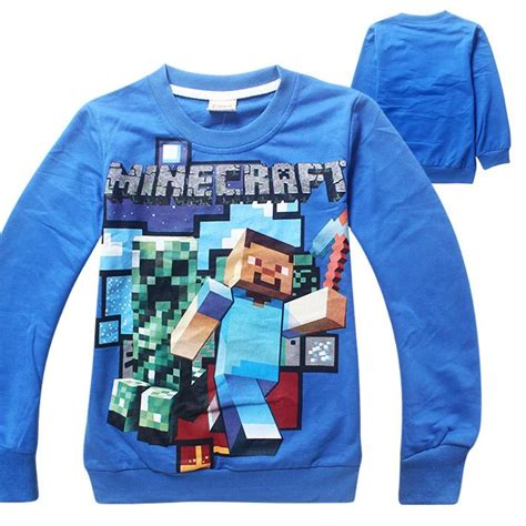 Hoodie Sweater Minecraft Market Redmerch see larger image
