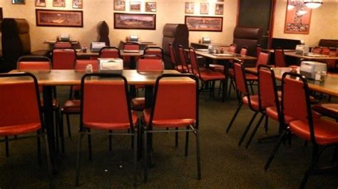 Dining Room Booth Seating Table And Booth Seating In The Dining Room Picture Of