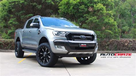 Ring Fogl All New Hilux Limited ford ranger lift kits ford ranger 4wd suspension australia