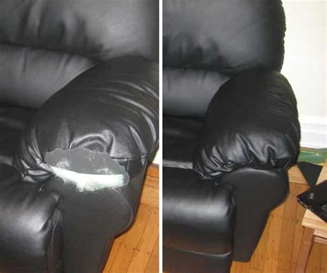 leather furniture repairs color matching    images
