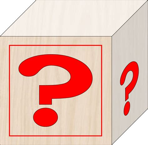 mark 1 14 20 clip art blocks question mark free images at clker com vector