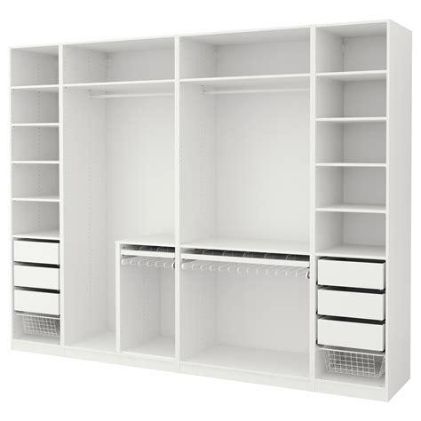 Decke Ikea by Pax Wardrobe White 300x58x236 Cm Ikea