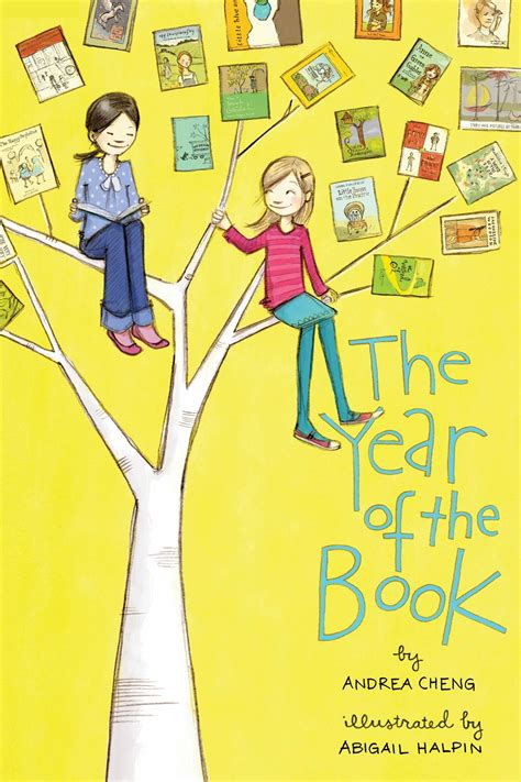 picture book of the year the year of the book by andrea cheng illustrated by
