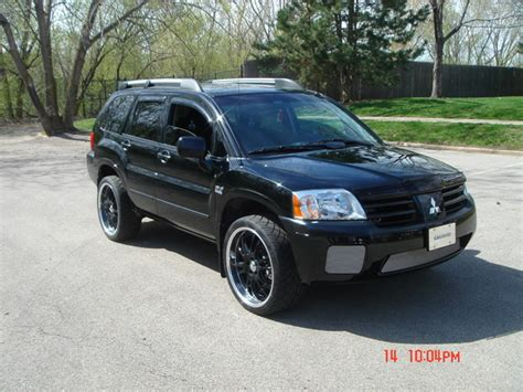 lifted mitsubishi endeavor pensionera 2005 mitsubishi endeavor specs photos