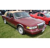 1997 Lincoln Town Car Signature Series 14587682931