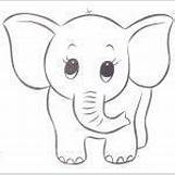 Precious Moments Elephant Coloring Pages | 150 x 147 jpeg 4kB