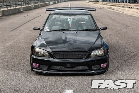 Modified Lexus Is200 Fast Car