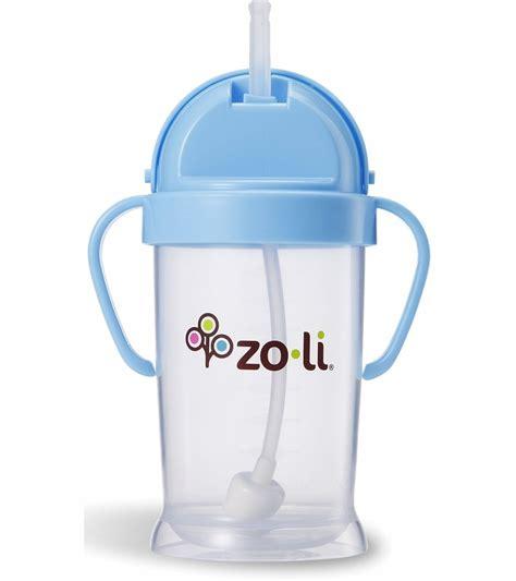 Zoli Bot Straw Sippy Cup 6oz Pink zoli bot xl 9 oz straw sippy cup blue