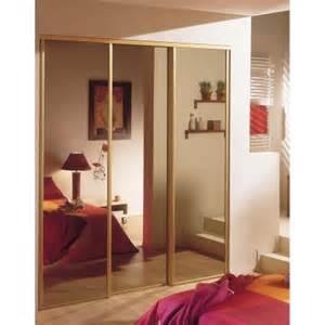 wonderful Porte Coulissante Miroir Sur Mesure #2: mir-gris-bronze_400x400.jpg