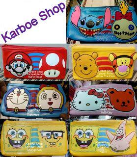 Tempat Tisu Kulit Doraemon Hello mari belanja di karboe shop dompet tempat pensil karakter kartun