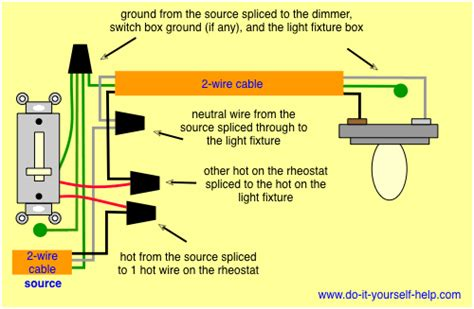 light switch wiring diagrams    helpcom